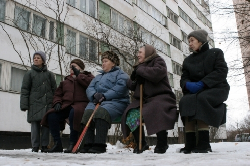 Вакансии в московской области для пенсионера